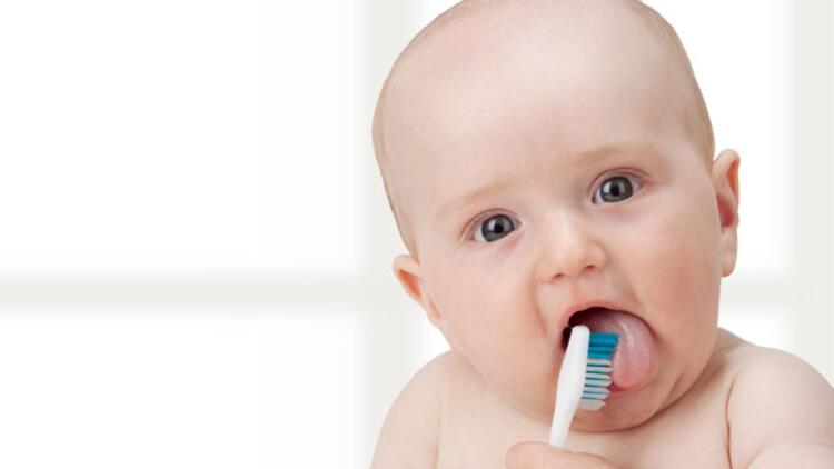 çocuk diş fırçalama yaşı