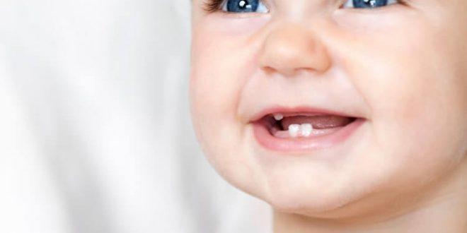 bebek diş çıkarması