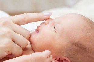 bebek burun tıkanıklığı