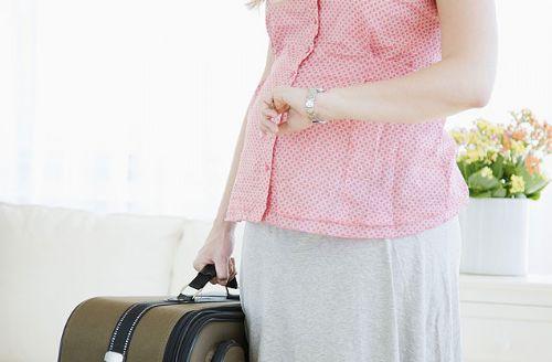 hamile seyahat yasak mı