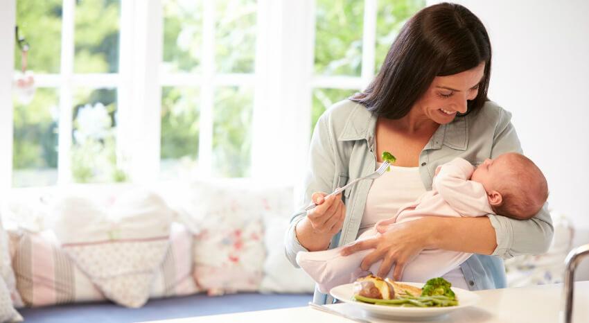 emziren anne diyet