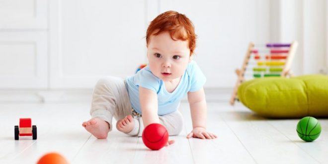 14 aylık bebek
