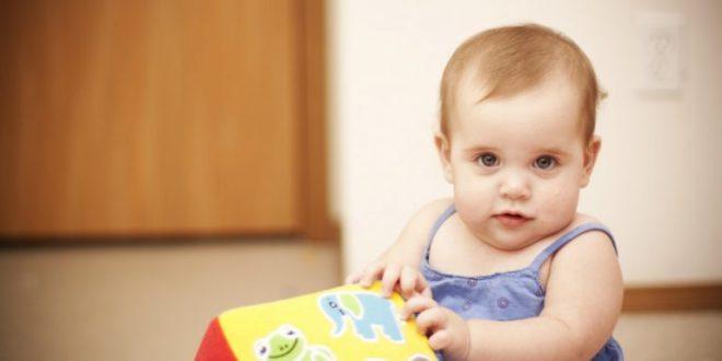 19 aylık bebek hareketleri