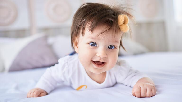 4 aylık bebek hareketleri