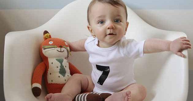 7 ay bebek