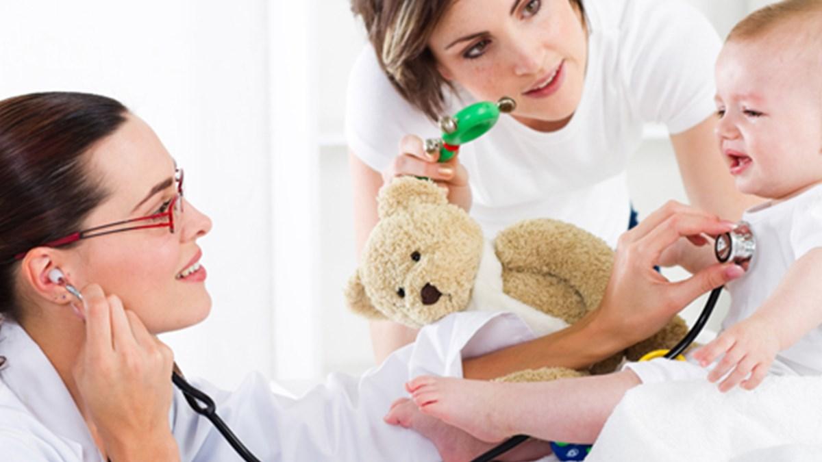 bebeklerde aşı ve ateş