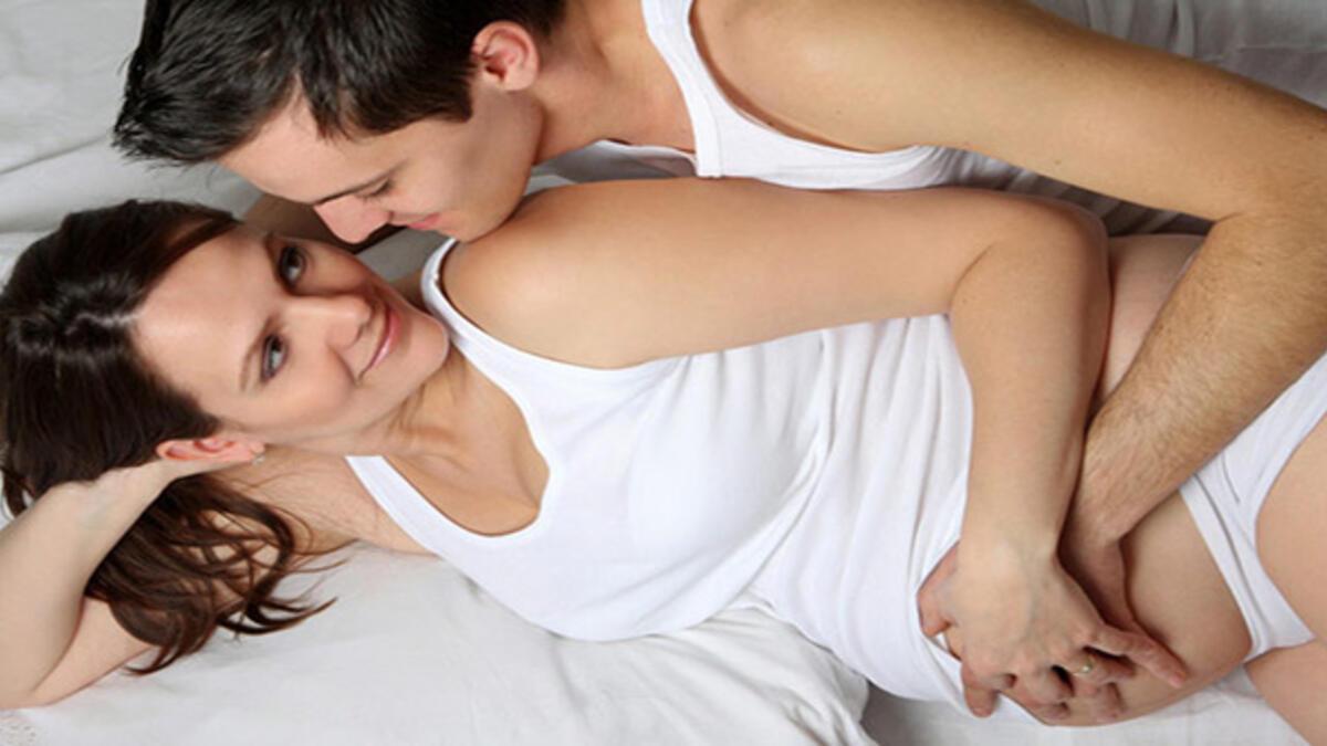 gebeyken ilişkiye girme