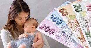 doğum parası ne kadar oldu