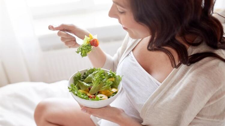 hamilelikte beslenme özellikleri