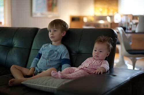 bebek tv bagımlılığı