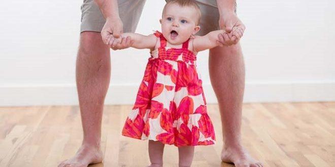 bebekler yürüme yaşı