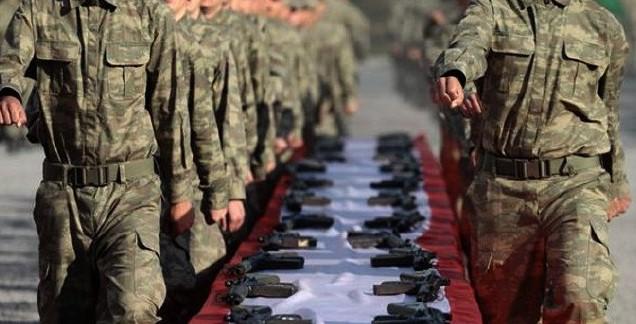 rüyada asker görmek anlamı